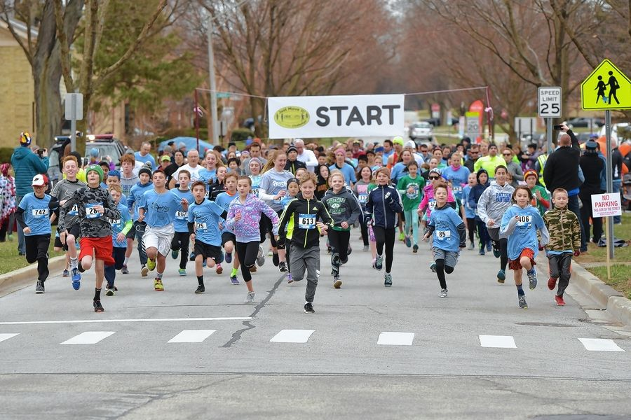 The Get Burbed Challenge will be held Saturday, April 13, at South Middle School, 400 S. Highland Ave., in Arlington Heights, to benefit the ABC/25 Foundation. Register at www.signmeup.com/site/reg/register.aspx?fid=CY2V1H7.