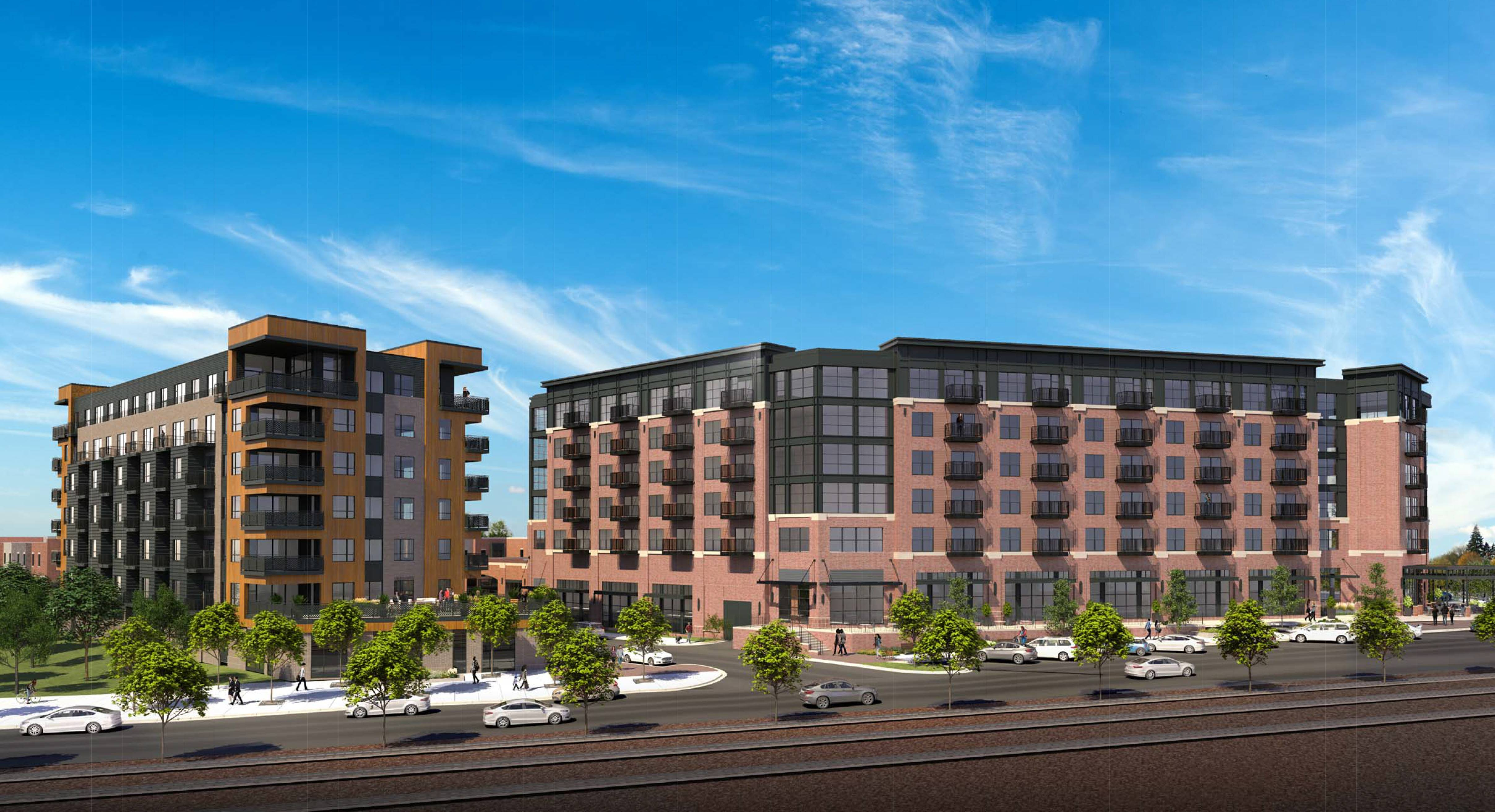 Massive development for Mount Prospect's south downtown: Trustees say go
