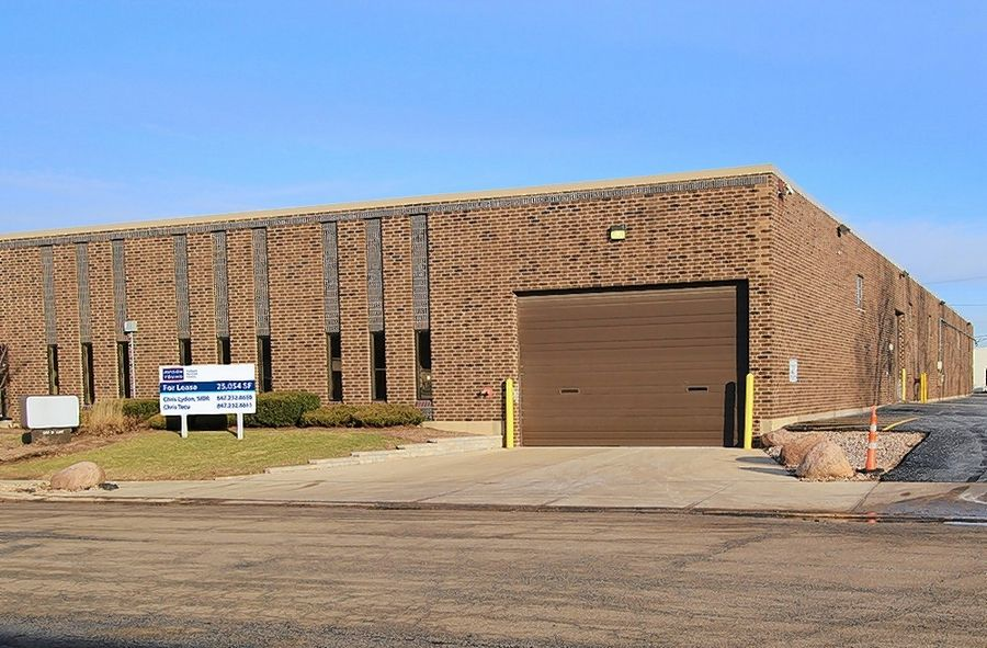 Chicago-based Avison Young recently negotiated an industrial lease at 1260 Lunt Ave. in Elk Grove Village.