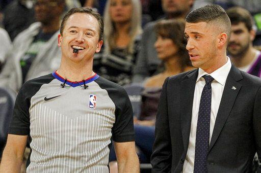 Wolves Seek New Basketball Boss Layden Saunders Still Tbd