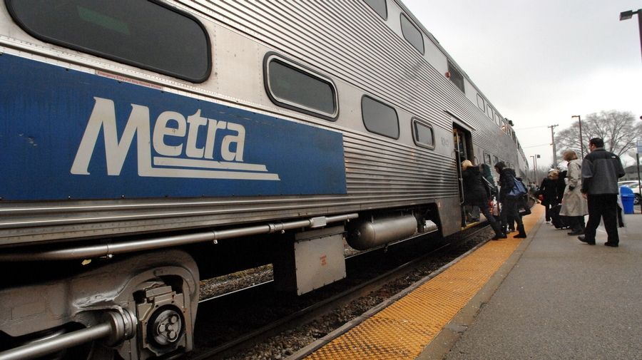Metra officials report morning delays on the BNSF Line are resolved.