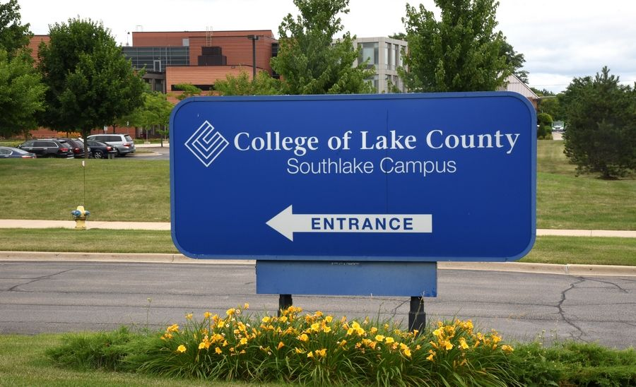 College of Lake County's Southlake Campus in Vernon Hills.