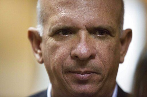 Spanish police arrests ex-Venezuelan spy chief Carvajal
