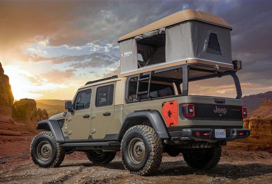 Jeep designers let imaginations run wild