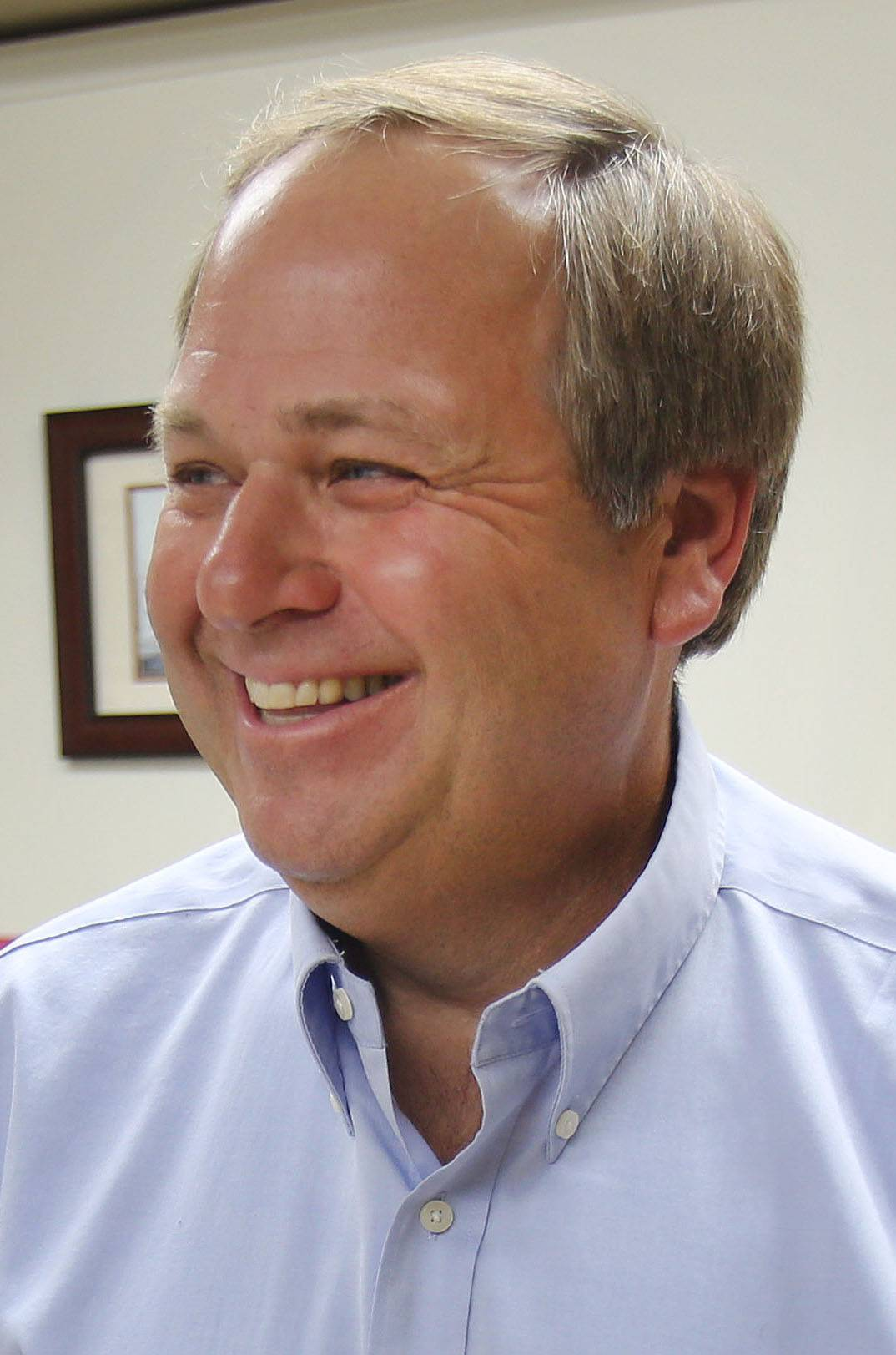 Wauconda Township Supervisor Glen Swanson