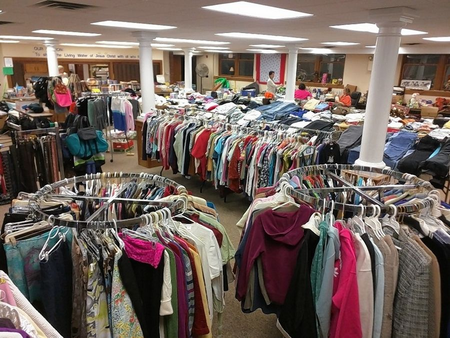 Bethlehem Lutheran to host annual rummage sale May 2-4
