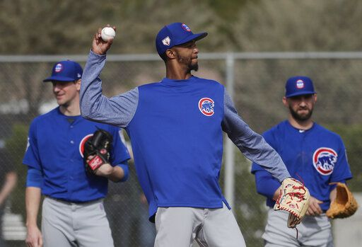 MLB investigating racist messages sent to Cubs' Carl Edwards