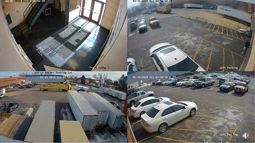 The Aurora Police Department on Wednesday posted surveillance video from the Feb. 15  mass shooting at the Henry Pratt Co.