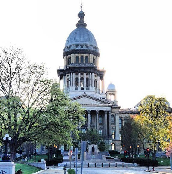 Legislation that has already passed the state Senate would prohibit any elected officials at the county level or lower from receiving their salaries while also receiving pension benefits from the Illinois Municipal Retirement Fund.