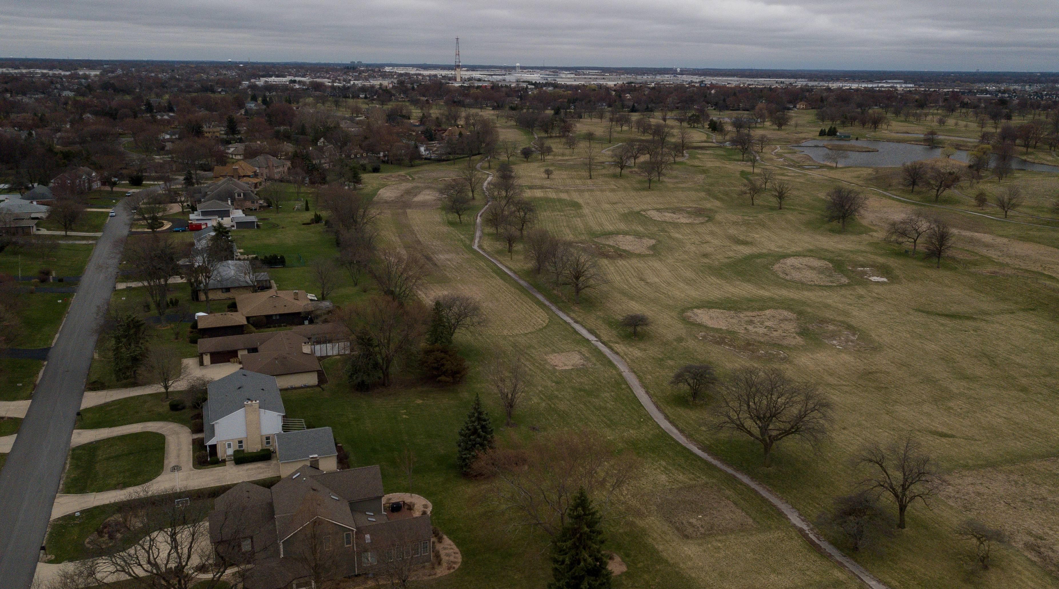 K. Hovnanian Homes is seeking permission from Bloomingdale to redevelop roughly 191 acres of former golf course land at Indian Lakes Resort into a neighborhood for residents 55 and older.