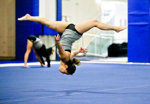 UCLA's Katelyn Ohashi looks to make final statement on floor
