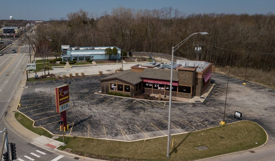 Plans for a gas station at the northwest corner of Route 83 and St. Charles Road have brought overflow crowds to city hall meetings on the project.