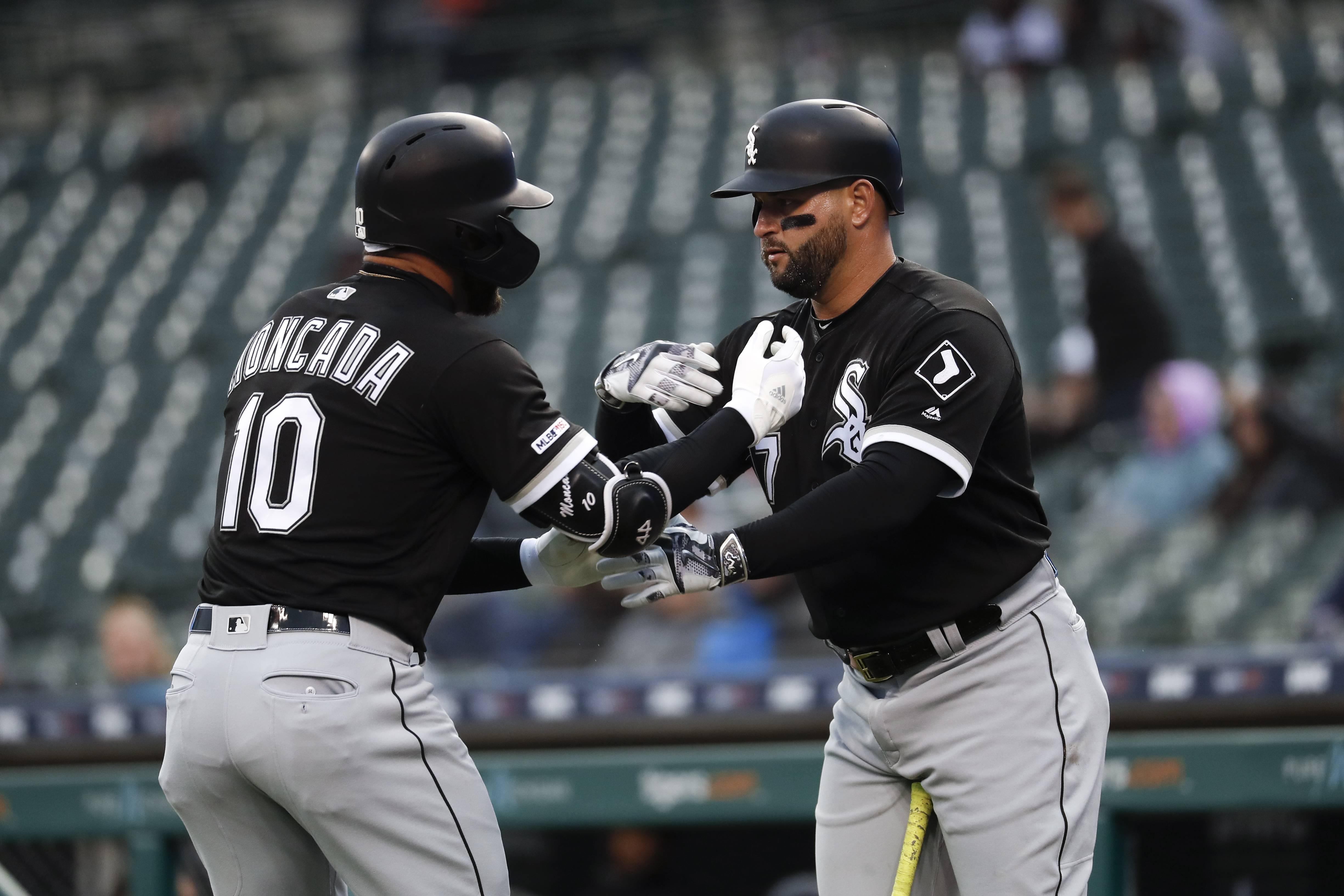 Moncada hits long homer as White Sox beat Tigers