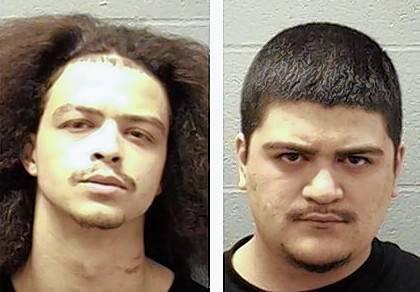 Two arrested in Elgin after drug complaint