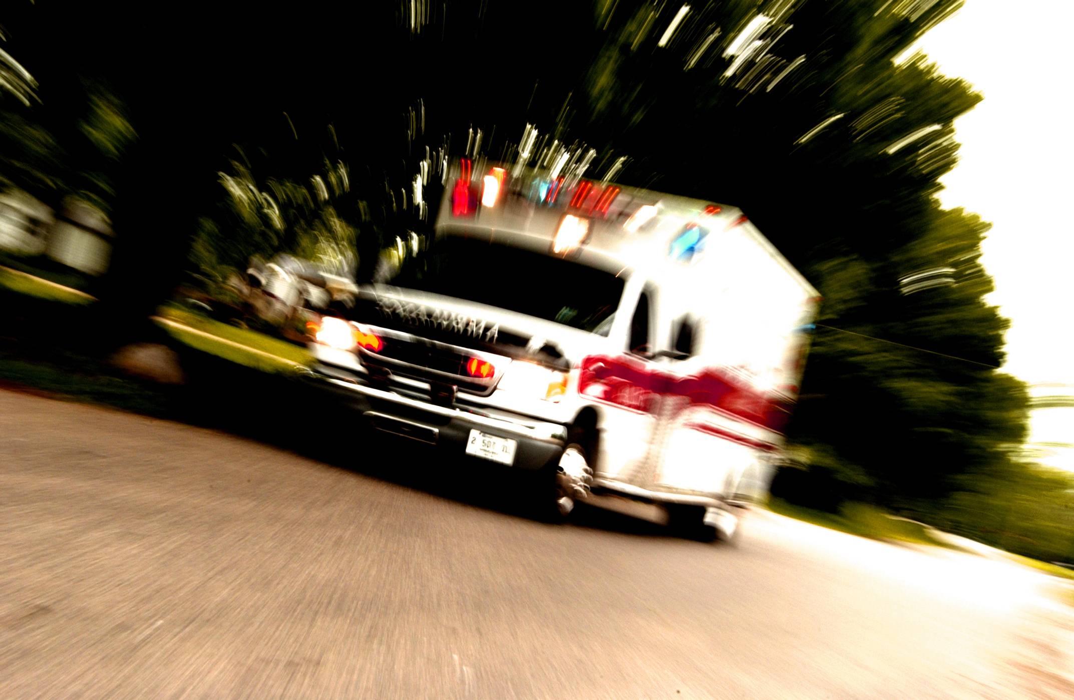Five injured in five-vehicle crash on I-94