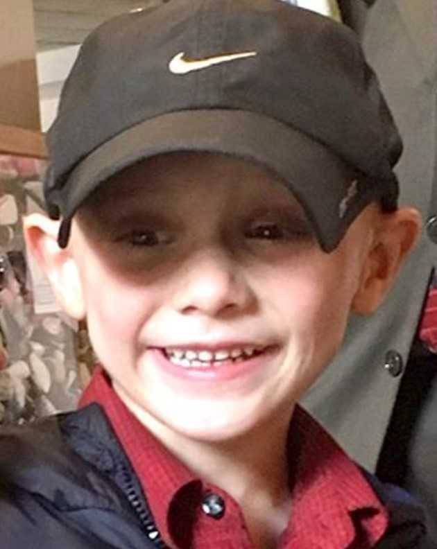 'We remain hopeful we're going to find him alive,' says father of missing Crystal Lake boy