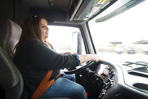 Illinois students on the road to filling truck driver gap