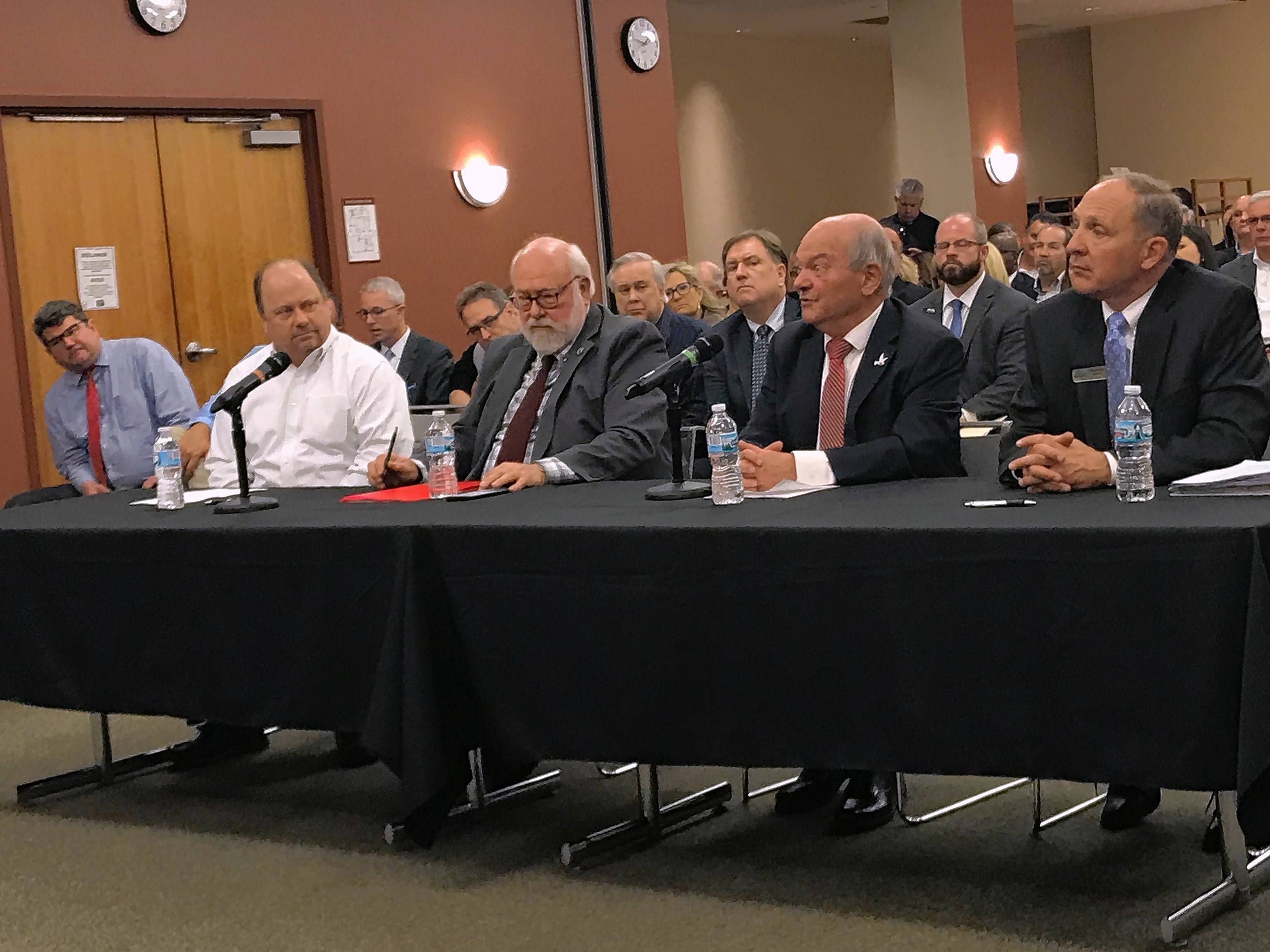 State capital bill hearing in Elgin: Fox Valley leaders list their wishes, ideas for funding