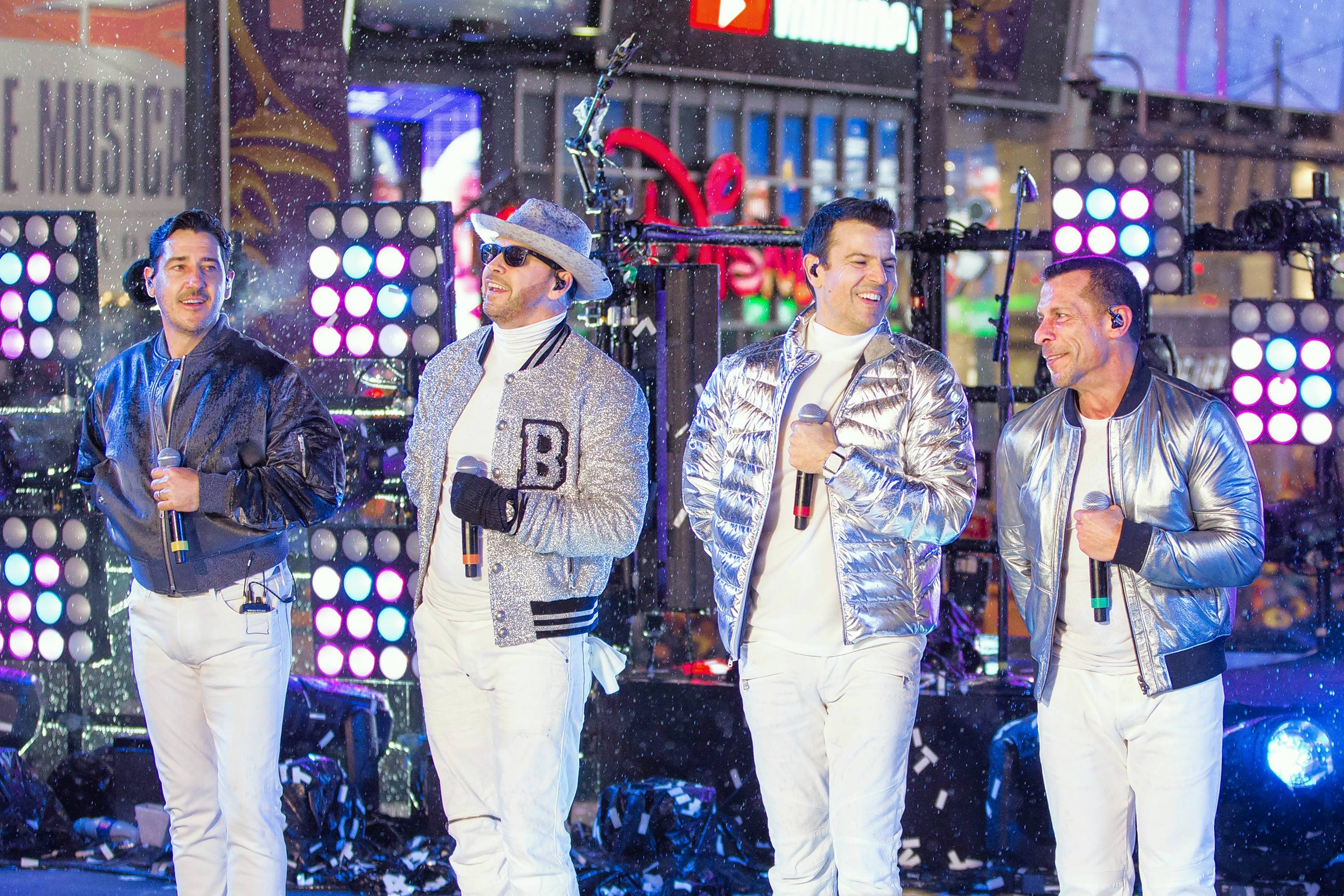 "New Kids On The Block shares a bill with other 1980s and '90s acts in ""The Mixtape Tour"" coming to the Allstate Arena in Rosemont."