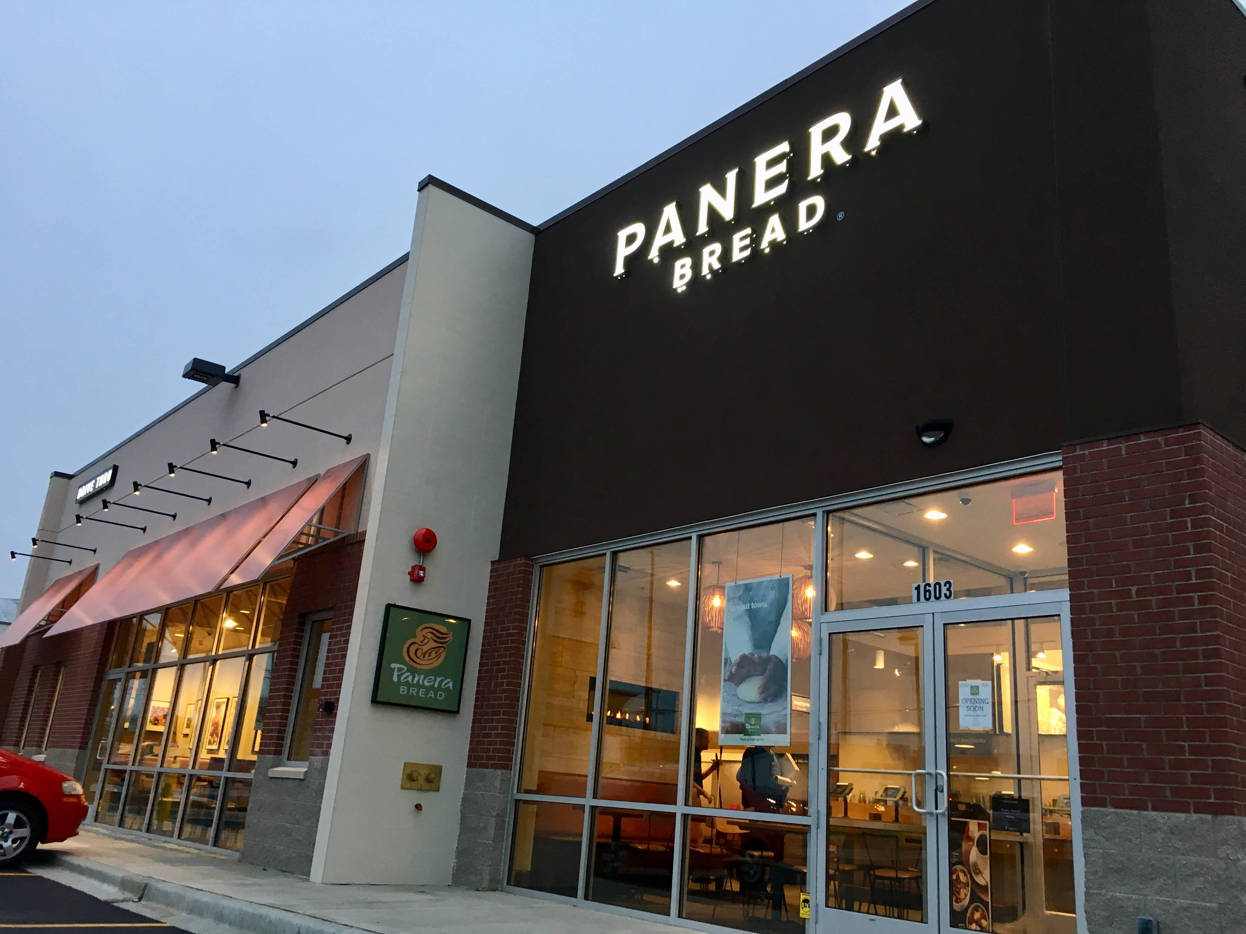 This Panera Bread Co. at Rand and Dundee roads in Palatine was built in a tax increment financing district designed to spur development. Strong development cited in three special taxing zones in the vicinity of Rand and Dundee roads led village council members this month to agree to distribute nearly $2.2 million in surplus funds.