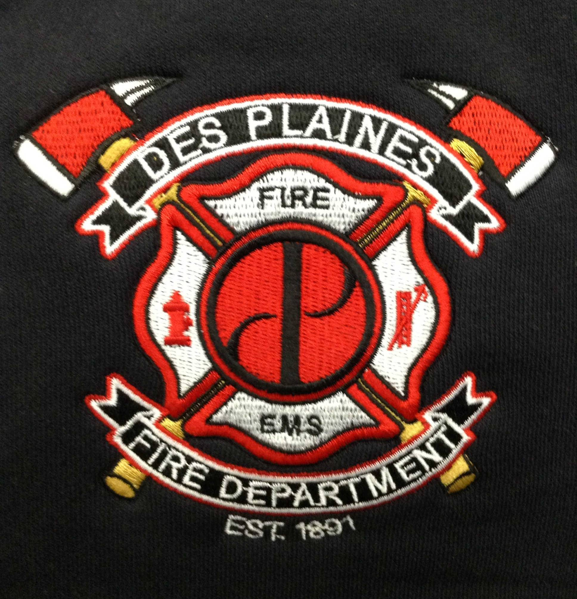 Injured Des Plaines firefighter removed from life support