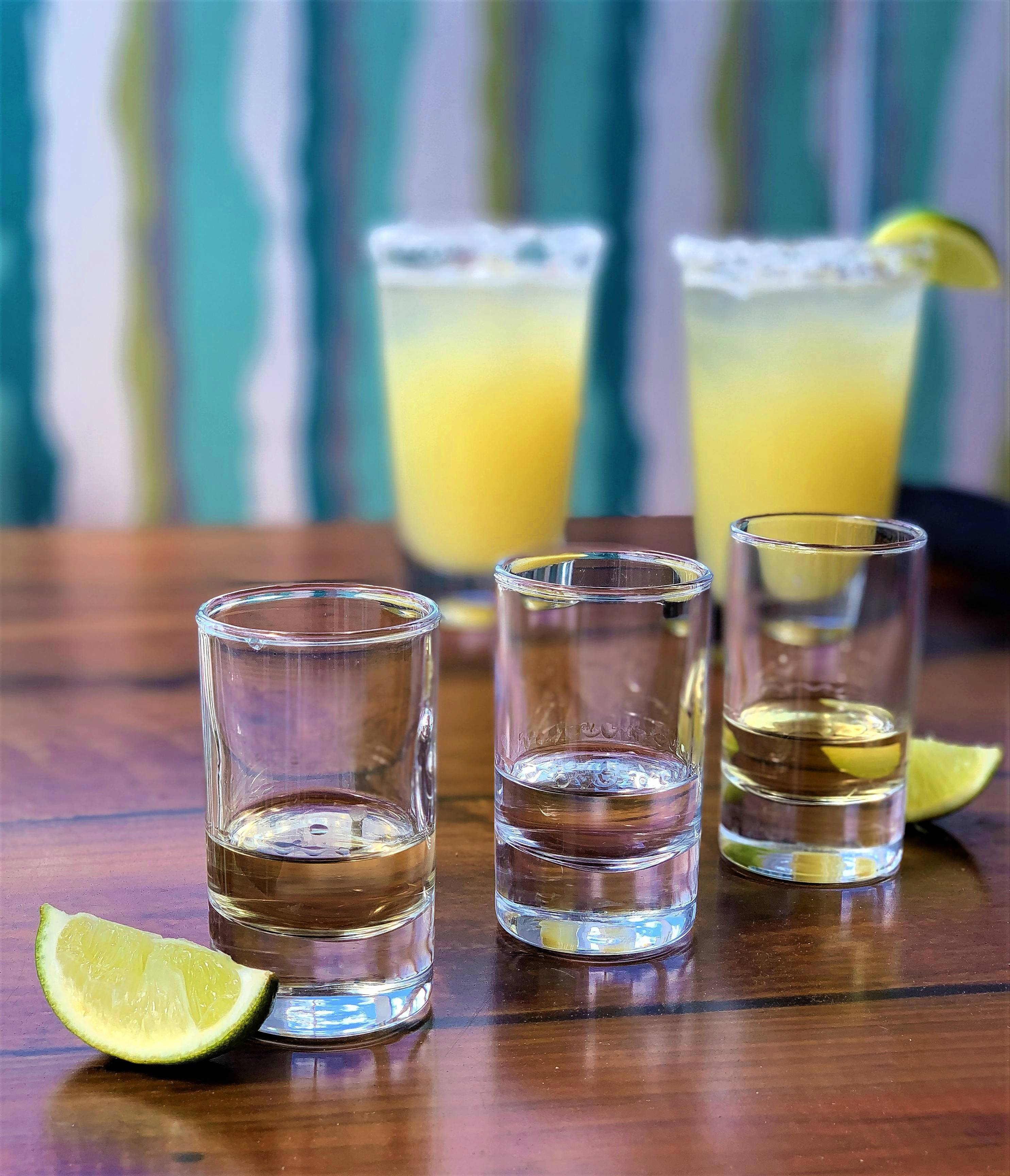 Create-your-own tequila flights are $10 from April 28 through May 5 at Bahama Breeze.