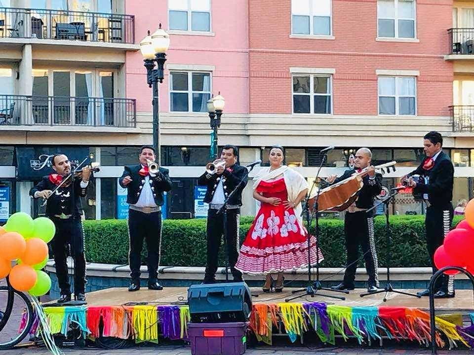 Elgin will host Asian Pacific American Heritage Month celebrations and iFest, or international festival, on May 4, as well as Cinco de Mayo celebrations on May 5. Pictured here is one of the groups that performed at last year's Cinco de Mayo.