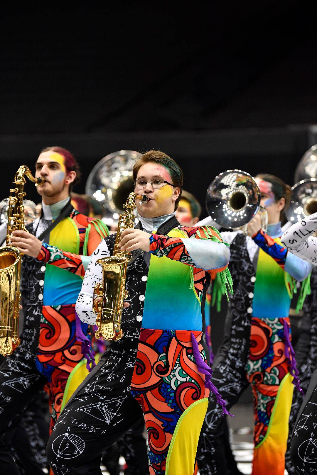 Rosemont-based Chromium Winds was awarded gold in Independent Open at this year's Winter Guard International Percussion and Winds World Championships in Dayton, Ohio.