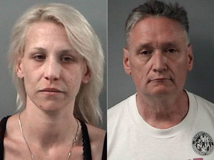 "Joann Cunningham, left, and Andrew Freund Sr. have been charged with murder in the death of Andrew ""AJ"" Freund, 5."