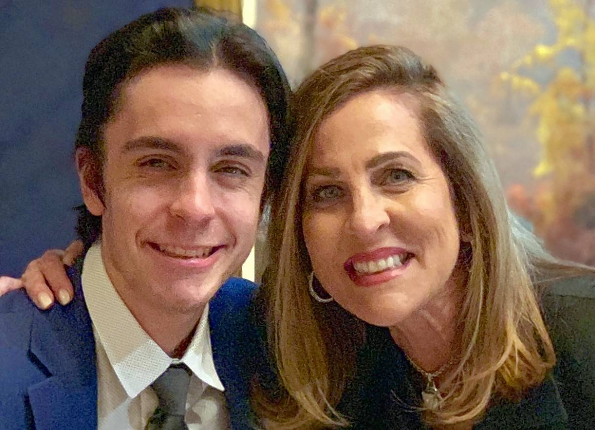 Feder: Peggy Kusinski debuts sports podcast with son