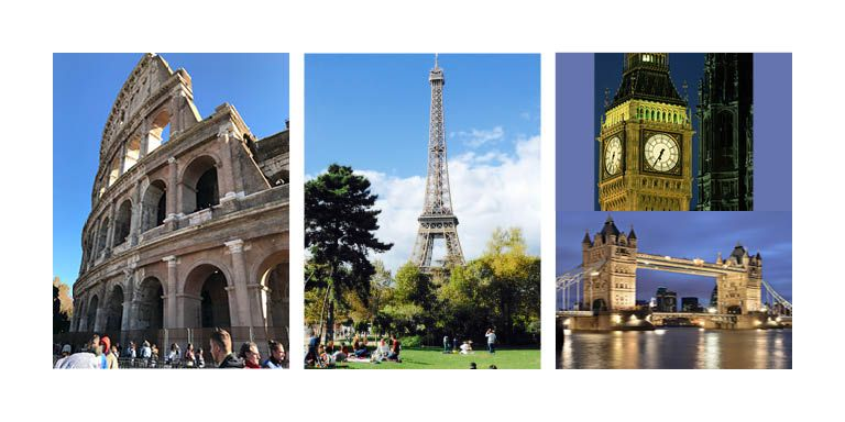 Are you dreaming of a trip to Rome, Paris and London? Come to the next Travel Talks! from 1:00 to 4:00 p.m. on May 1 at Forest View Educational Center, 2121 S. Goebbert Road in Arlington Heights. Find out about this trip and let Community Education Travel (CET) help you make your travel dreams come true. Call CET at 847-718-7709 for more information.