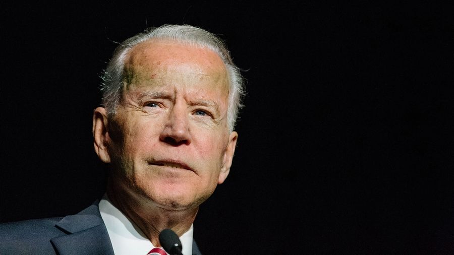 Former vice president Joe Biden pitched himself in a video Thursday as a leader who would restore the values of the country. He will also have to reconcile some of the contradictions his candidacy represents.
