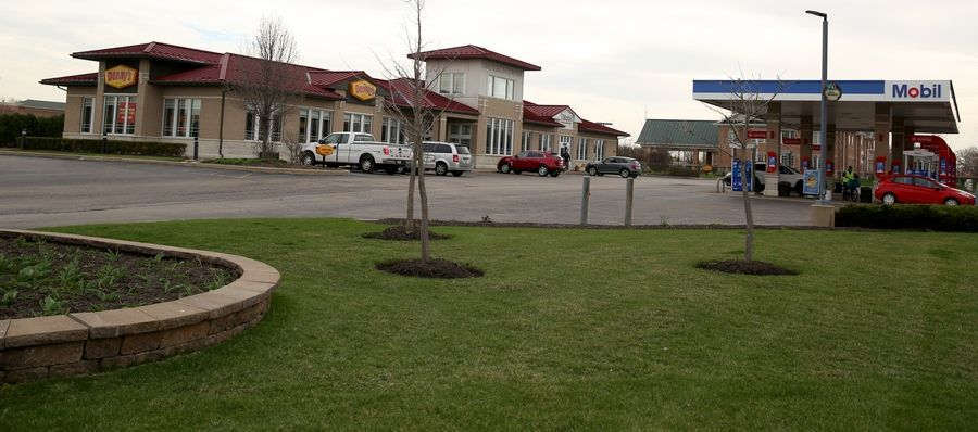 Huntley village officials are considering banning or regulating electronic sweepstakes machines. Two sweepstakes kiosks already are installed at the Mobil gas station off Route 47 at Village Green. They look similar to video gambling machines; however, they are not licensed or regulated by any public agency.