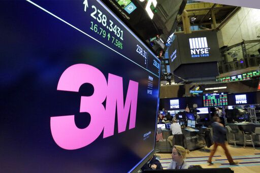 3M to cut 2,000 jobs, 1Q results miss Wall Street's view