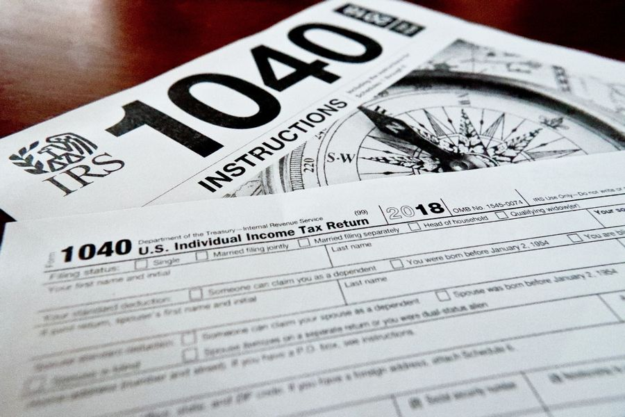 The first tax filing season under President Donald Trump's new tax law is over and the results show that slightly more Americans received tax refunds, but the checks were smaller.