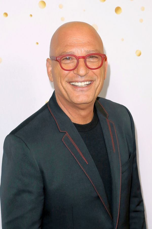 Howie Mandel performs standup comedy at the Arcada Theatre in St. Charles on Wednesday, May 1.