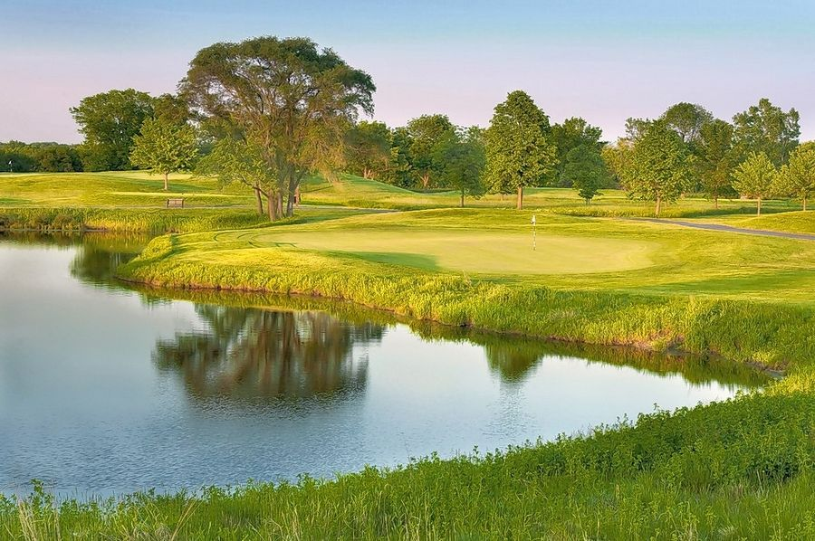Countryside Golf Club in Mundelein features two, 18-hole courses.