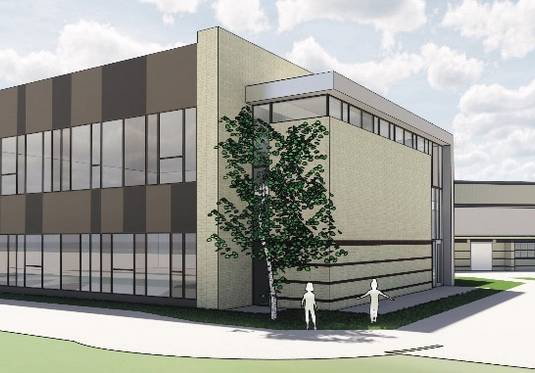 Hawthorn Elementary School District 73 officials will join Vernon Hills leaders and others Monday to break ground for a new, $13.5 million kindergarten center along Aspen Drive.