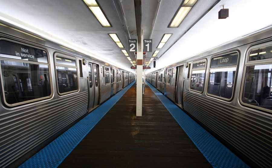 The CTA is revamping the O'Hare Blue Line.