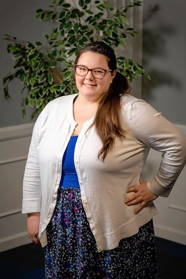 Emily Rogers, 26, of Elgin, is among the first graduating class of Judson University's Road to Independent Living, Spiritual Formation and Employment, or RISE, program for adults with intellectual disabilities.