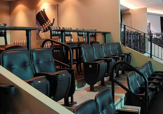 Hoffman Estates' Sears Centre Arena is offering suites for $425 each to families attending the graduation ceremonies of the high schools allowing the deal there this spring.