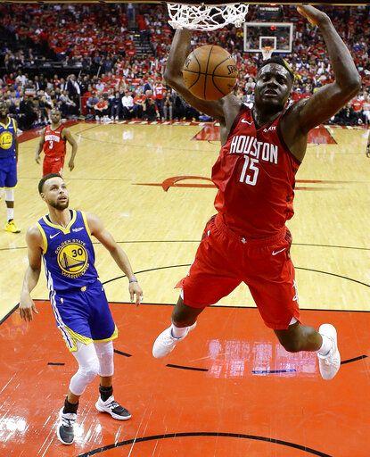 Houston Rockets Squad 2019: Bucks-Celtics, Warriors-Rockets Ready For Game 4s