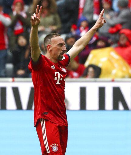 Fc Bayern News Ribery