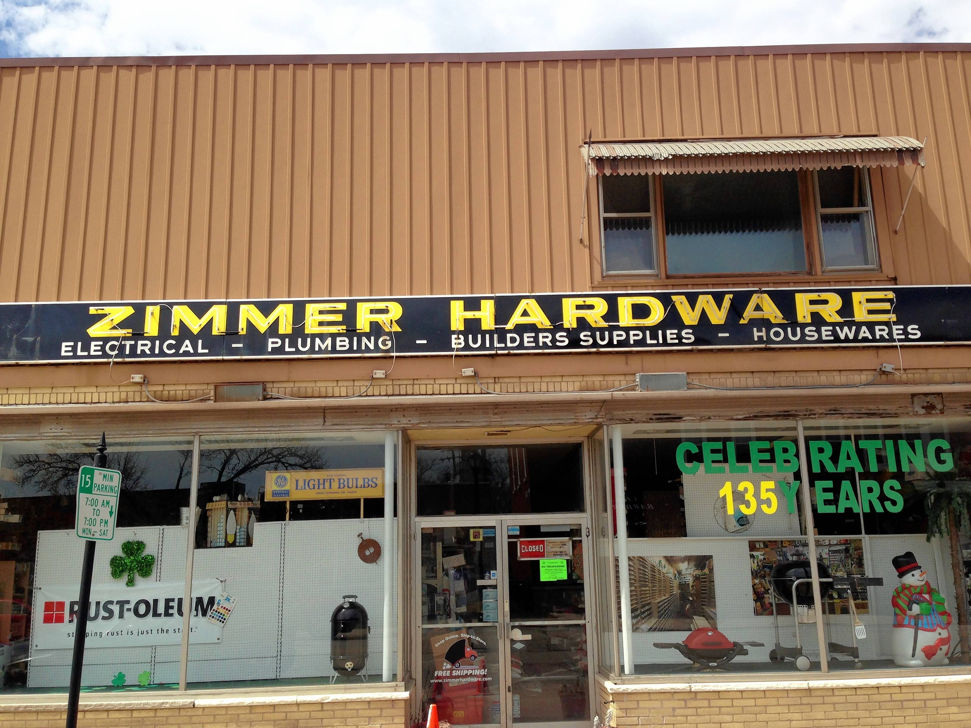 At 136 years, Zimmer Hardware was the oldest continuous business in Palatine until it closed in March. It's remembered for a certain charm that included creaky floors and odds and ends typically not found at big retailers.