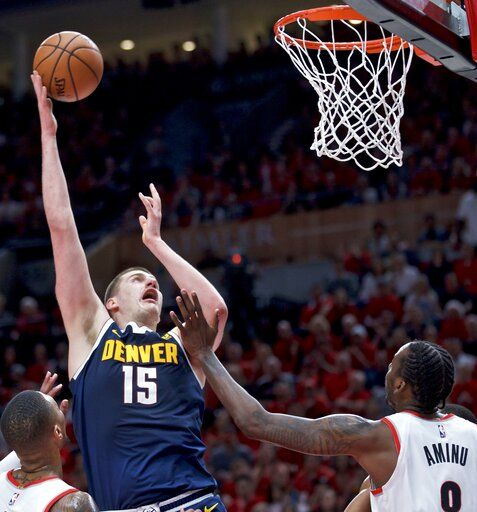 Denver News Nuggets: Big Man On Court: Nikola Jokic Showing Off All His Skills