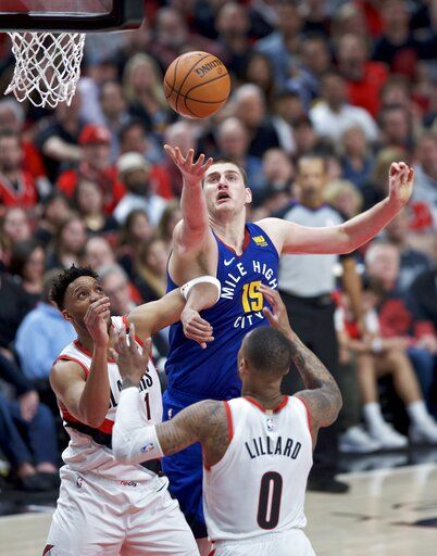 Denver Man And 17 Year Old Boy Face Felony Charges In: Big Man On Court: Nikola Jokic Showing Off All His Skills