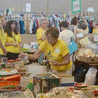 Naperville garage sale to benefit area charities