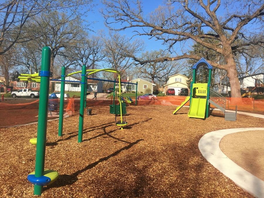 The Mundelein Park & Recreation District unveils its newest property, Holcomb Park, this weekend.