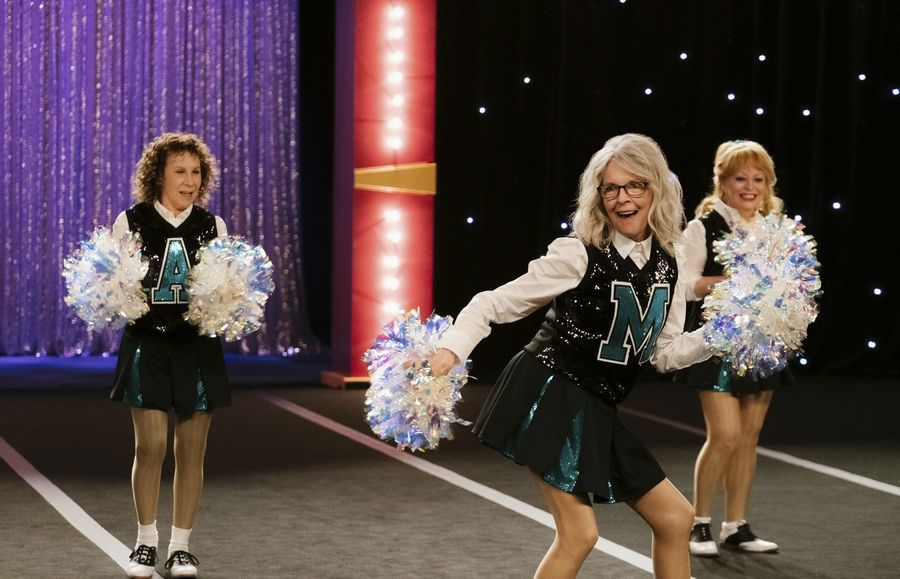 Movie review: 'Poms' proves more embarrassing than empowering
