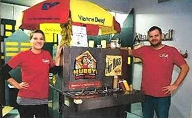 Mount Prospect residents Marci and Will Lehnert, who have operated a hot dog stand, plan to open a restaurant in downtown Mount Prospect called Hubby's in the Dog House.